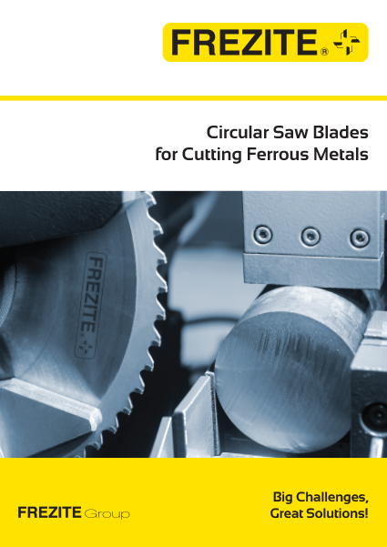 Circular Saw Blades for Cutting Ferrous Metals